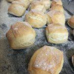 Le pain est prêt